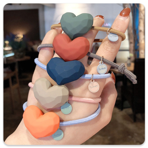 کش مو – مدل قلبی