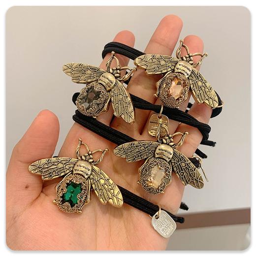 کش مو مدل پروانه