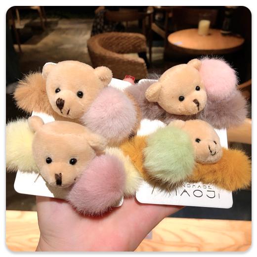 کش مو – مدل خرس پشمی