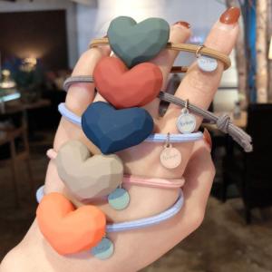 کش مو مدل قلبی