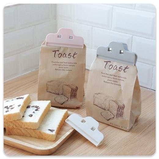 کلیپس بسته بندی مواد غذایی   مدل : پلاستیکی