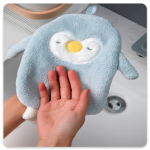 حوله دست و آشپزخانه | مدل : پنگوئن در 3 رنگ